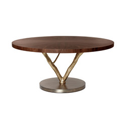 Primitive | Round Dining Table | Tables de repas | GINGER&JAGGER