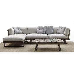 Gio Sofa | Garden sofas | B&B Italia