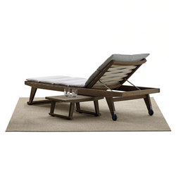 Gio Chaise longue | Sun loungers | B&B Italia