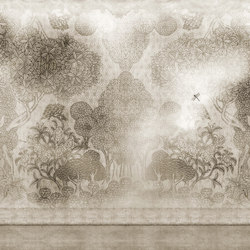 Dolce Vita Ischia | Bespoke wall coverings | GLAMORA