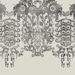 Dolce Vita Fillucidi | Bespoke wall coverings | GLAMORA