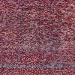 Gabbehs Abstract & Plain Water Meadow Red | Alfombras / Alfombras de diseño | Zollanvari