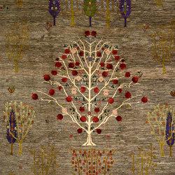 Gabbehs Flora & Fauna Multiple Trees | Alfombras / Alfombras de diseño | Zollanvari