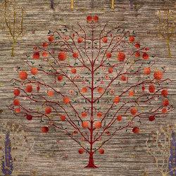 Gabbehs Flora & Fauna Multiple Trees 2 | Tappeti / Tappeti d'autore | Zollanvari