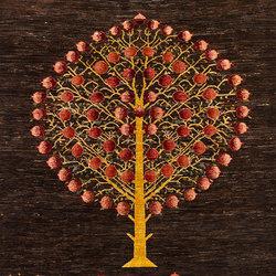 Gabbehs Flora & Fauna Pomegranate Tree of Life | Rugs / Designer rugs | Zollanvari