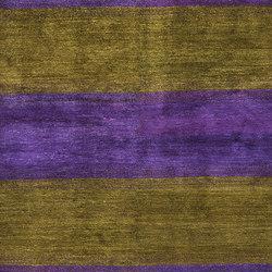 Gabbehs Geometric Stripes violet | Tappeti / Tappeti d'autore | Zollanvari
