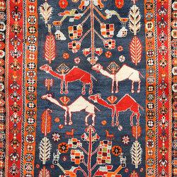 Gabbehs Heritage Darreshuri Camels & Flora | Alfombras / Alfombras de diseño | Zollanvari