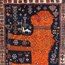 Gabbehs Heritage Old Safi Khani Lion | Alfombras / Alfombras de diseño | Zollanvari