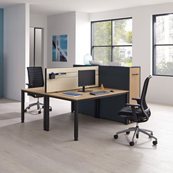 Sinac | Desking systems | PALMBERG