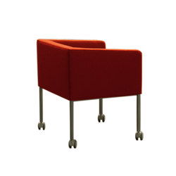 Cubica | Conference chairs | Verzelloni