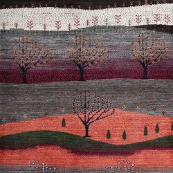 Gabbehs Landscape Landscapes of my Fatherland 1 | Tappeti / Tappeti d'autore | Zollanvari