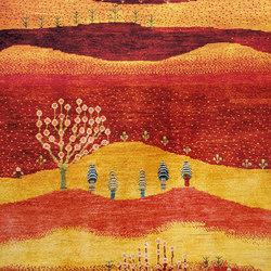 Gabbehs Landscape Landscapes of my Fatherland 2 | Rugs / Designer rugs | Zollanvari