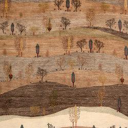 Gabbehs Landscape Landscapes of my Fatherland 5 | Tappeti / Tappeti d'autore | Zollanvari