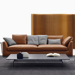 Richard Sofa | Sofas | B&B Italia