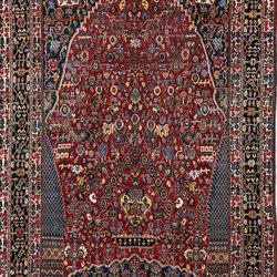 Transitional Heritage Old Bibibaft Mille Fleurs Kashkuli Bozorg | Alfombras / Alfombras de diseño | Zollanvari
