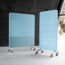 Mood Fabric Mobile | White boards | Lintex