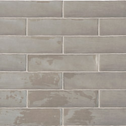 Betonbrick Wall Clay Glossy | Ceramic tiles | TERRATINTA GROUP