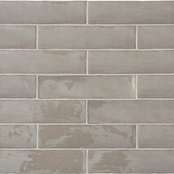 Betonbrick Wall Clay Glossy | Wall tiles | Terratinta Ceramiche