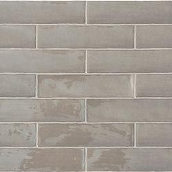 Betonbrick Wall Clay Glossy | Wandfliesen | Terratinta Ceramiche