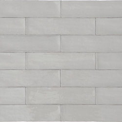 Betonbrick Wall Grey Glossy | Wall tiles | Terratinta Ceramiche