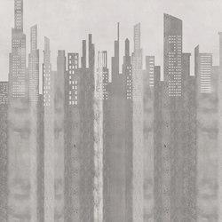 Retro Story City | Revestimientos de pared | GLAMORA