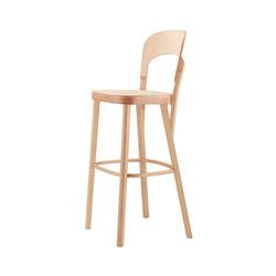 107 H Barstool | Bar stools | Gebrüder T 1819