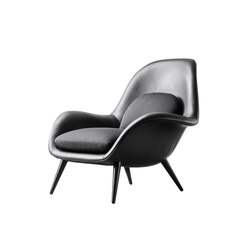 Swoon Lounge Chair | Loungesessel | Fredericia Furniture