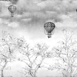 Vagabond Fogg | Bespoke wall coverings | GLAMORA