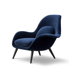Swoon Chair | Fauteuils d'attente | Fredericia Furniture