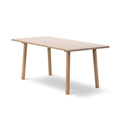 Taro Table | Mesas comedor | Fredericia Furniture