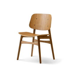 Søborg Wood Base | Sillas | Fredericia Furniture