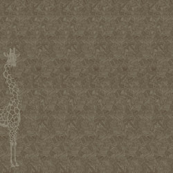 Tatoo Giraffe | Wall coverings | GLAMORA