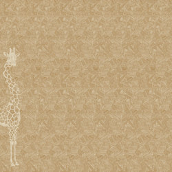 Tatoo Giraffe | Bespoke wall coverings | GLAMORA