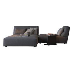 Joe | Chaise longue | Verzelloni