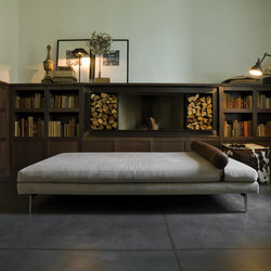 Larsen | Day beds / Lounger | Verzelloni