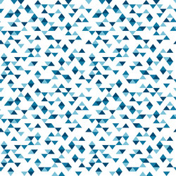 Colour Blocking Triangles | Wall coverings | GLAMORA