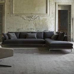Larsen | Sofás | Verzelloni