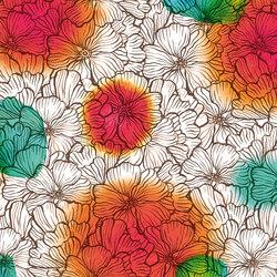 Symbiosis Floraldrops | Wandbeläge | GLAMORA