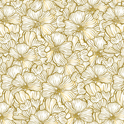 Symbiosis Floraldrops | Bespoke wall coverings | GLAMORA