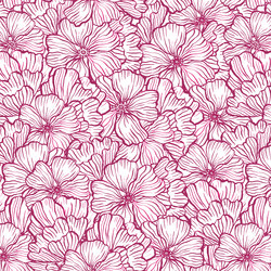 Symbiosis Floraldrops | Wall coverings | GLAMORA