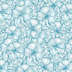 Symbiosis Floraldrops | Rivestimenti su misura | GLAMORA