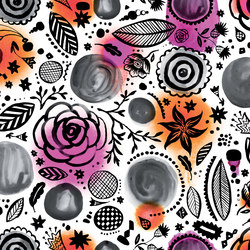 Symbiosis Walldoodle | Wall coverings | GLAMORA