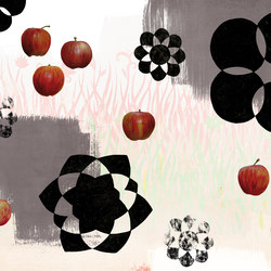Symbiosis Apple | Wall coverings | GLAMORA
