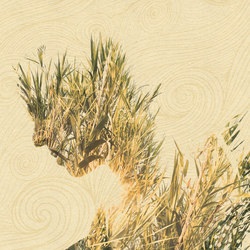 Spirit Of Nature Melancholy Cane | Wall coverings | GLAMORA