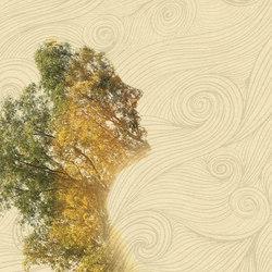 Spirit Of Nature Smiling Wood | Wandbeläge | GLAMORA