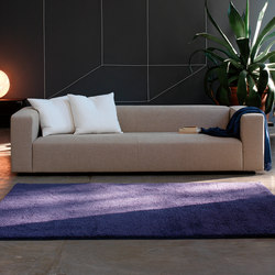 Diagonal Sectional Sofa Sofas From Fendi Casa Architonic