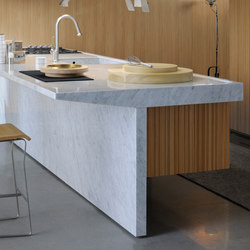 Lignum et Lapis ambiente 2 | Kücheninseln | Arclinea