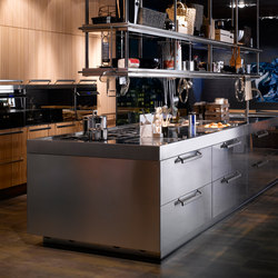 Lignum et Lapis ambiente 3 | Fitted kitchens | Arclinea