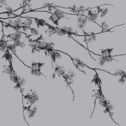 Essence Korean Blossom | Bespoke wall coverings | GLAMORA