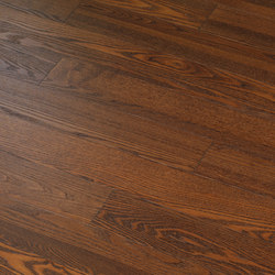 Par-ky Lounge 06 Brushed Golden Ash | Wood flooring | Decospan